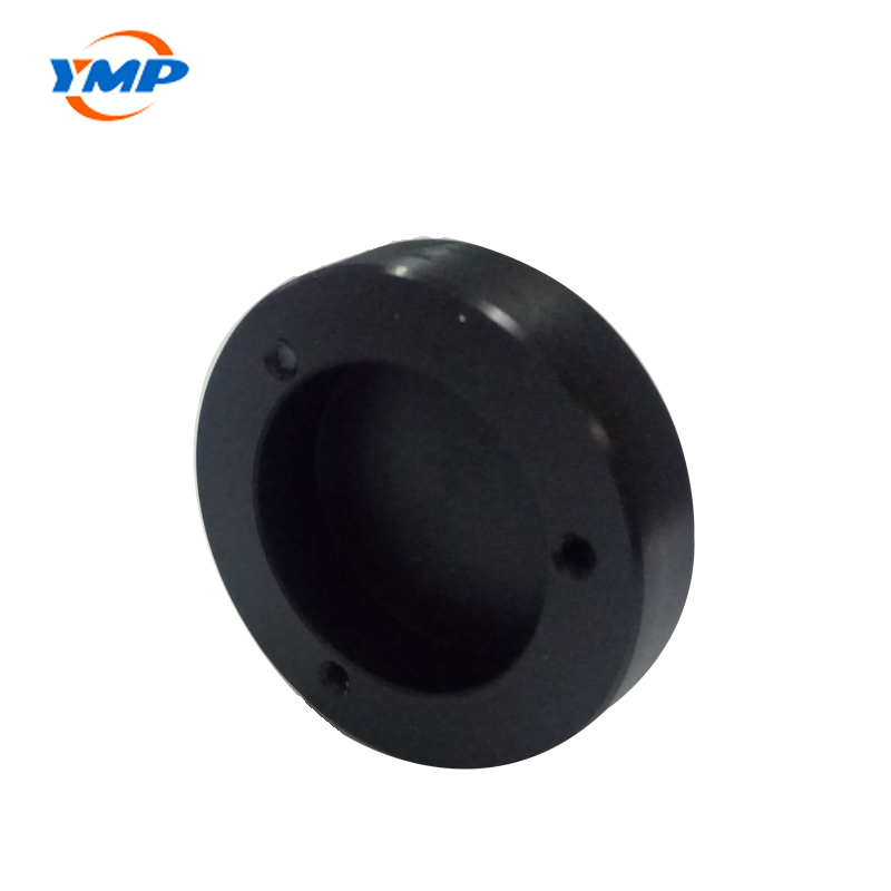 custom-oem-cnc-plastic-pom-injection-machining-milling-round-parts-1