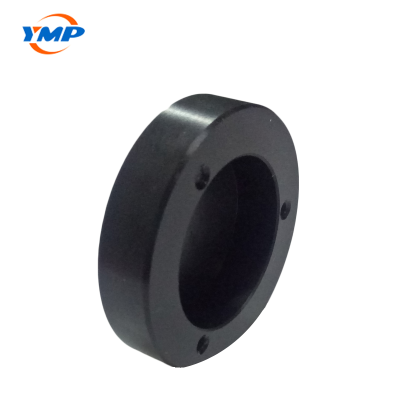 Custom OEM CNC Plastic Pom Injection Machining Milling Round Parts