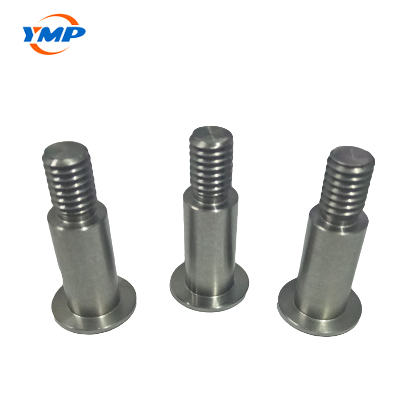 CNC Milling Machining Grinding Stainless Steel Flashlight Parts